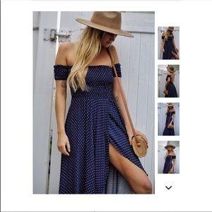 Dresses & Skirts - LAST 2️⃣ Bastille Polka Dress